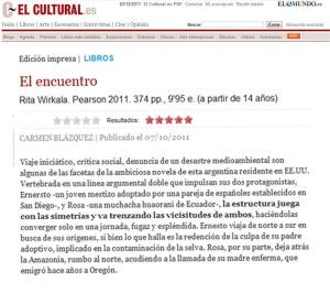 REVIEW El MUNDO
